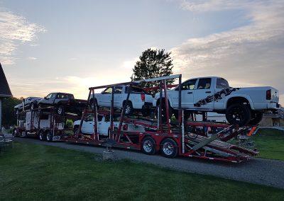 loaded-white-truck